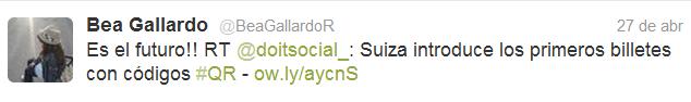 Generar contenido en Redes Sociales. Twitter. El Tweet: principales elementos. (4/6)