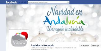 Decoración Navidad Facebook